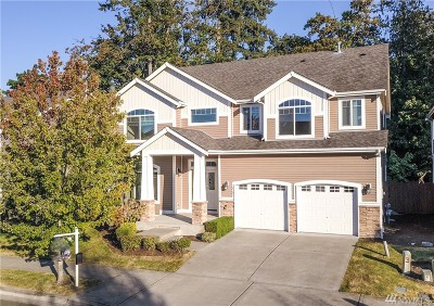 Puyallup Single Family Home For Sale: 2507 Chateau Dr