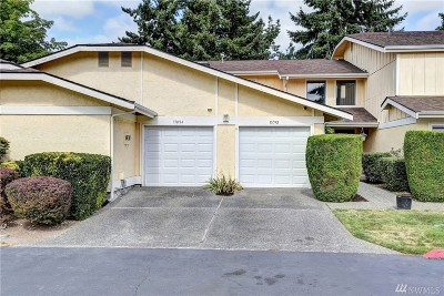 Everett Condo/Townhouse For Sale: 1109 132nd St SW #B