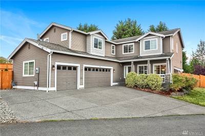 Lynnwood Single Family Home For Sale: 4110 166th Place SW