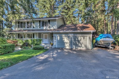 Gig Harbor Single Family Home For Sale: 4121 101st St Ct NW
