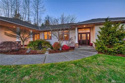 Mount Vernon, Burlington Single Family Home For Sale: 4701 Beaver Pond Dr N