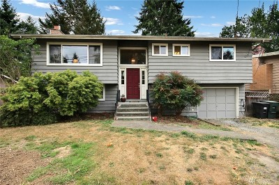 Kenmore Single Family Home For Sale: 19646 62nd Ave NE