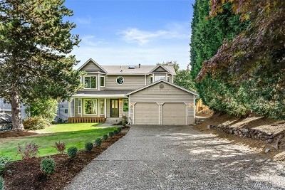 Woodinville Single Family Home For Sale: 16900 126th Ave NE