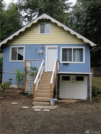 Shelton Single Family Home Pending Inspection: 130 E Hillcrest Dr