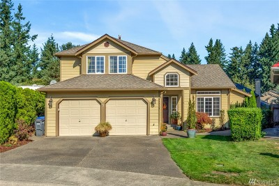 Maple Valley Single Family Home For Sale: 22512 SE 261st St