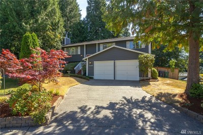Bothell Single Family Home For Sale: 17319 17th Dr SE