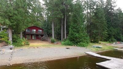 Mason County Single Family Home For Sale: 611 E Ballantrae Dr