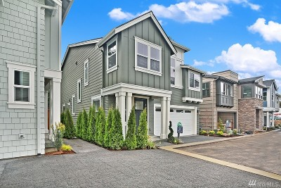 Kirkland WA Condo/Townhouse For Sale: $1,348,995