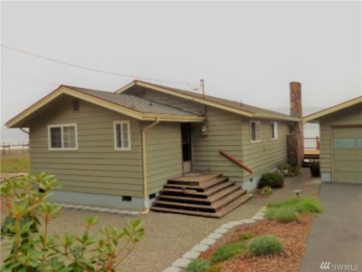 Single Family Home For Sale: 26070 N Hwy 101