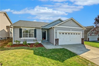 Puyallup Single Family Home For Sale: 17421 85th Av Ct E