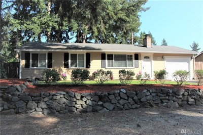 Puyallup WA Single Family Home For Sale: $269,950