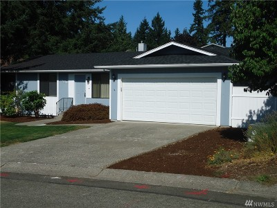 Renton Single Family Home For Sale: 15218 SE 178th Place