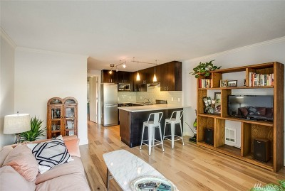 King County Condo/Townhouse For Sale: 752 Bellevue Ave E #110