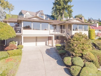 Edmonds Single Family Home For Sale: 718 12th Ave N