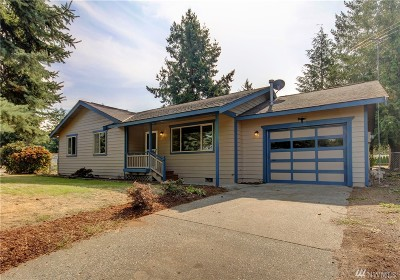 Everson Single Family Home Sold: 119 Sable Dr