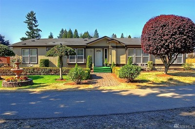 Bothell Single Family Home For Sale: 4429 244th St SE