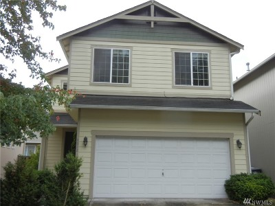 Puyallup Single Family Home For Sale: 9912 184th St E