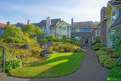 Tacoma WA Condo/Townhouse For Sale: $247,500