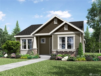 Lacey Single Family Home For Sale: 3818 Oakwood (Lot 24) St SE