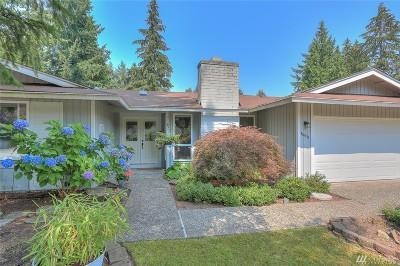 Redmond Single Family Home For Sale: 16404 NE 110th St