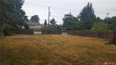 Burien Single Family Home For Sale: 12820 8th Ave S