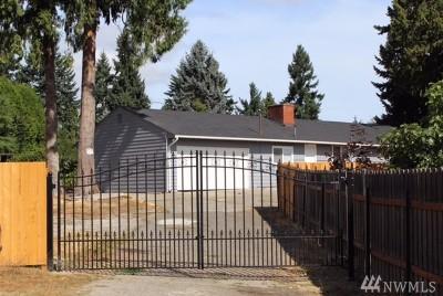Tukwila Single Family Home For Sale: 4736 S 164th St
