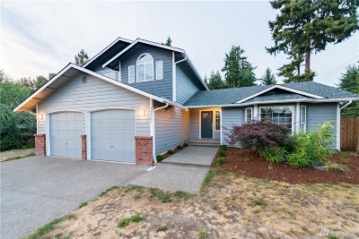 Puyallup Single Family Home For Sale: 12107 140th St Ct E