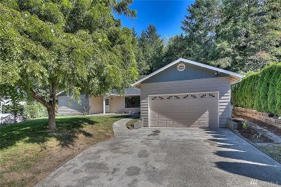 Gig Harbor Single Family Home For Sale: 4001 66th St NW
