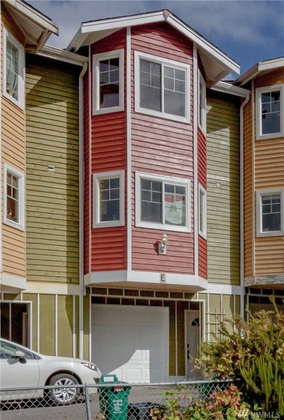 Seattle Single Family Home For Sale: 6722 Rainier Ave S #E
