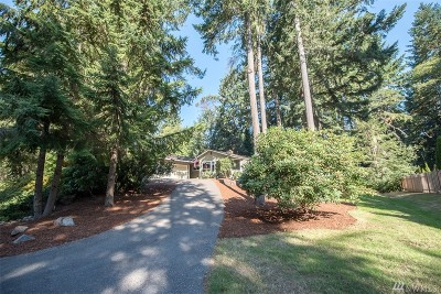 Gig Harbor Single Family Home For Sale: 3913 101st St Ct