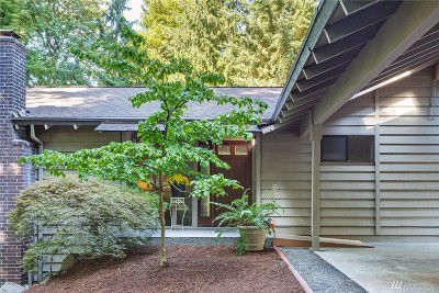Woodinville Single Family Home For Sale: 20255 149th Place NE