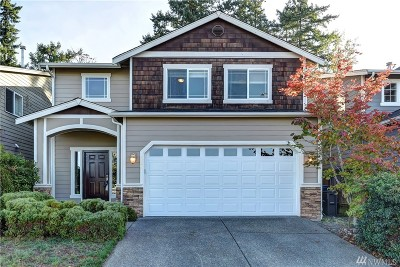 Bothell Single Family Home For Sale: 22631 44 Dr SE