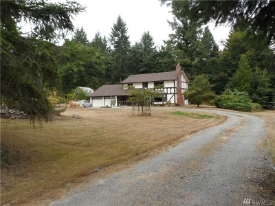 Roy WA Single Family Home For Sale: $449,900