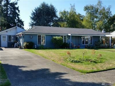 Tacoma Single Family Home For Sale: 5130 N 31st St