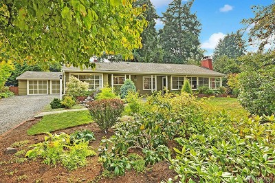 Seattle Single Family Home For Sale: 2139 N 140th St