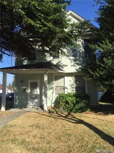 Everett Single Family Home For Sale: 2501 Walnut St