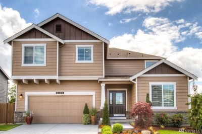 Puyallup Single Family Home For Sale: 18919 110th Av Ct E #2