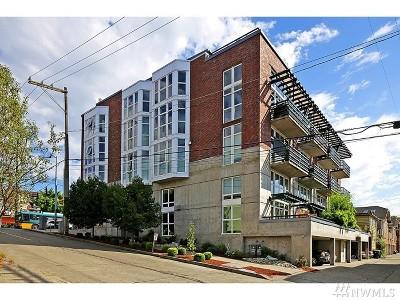 Seattle Condo/Townhouse For Sale: 125 E Lynn #202