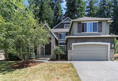 Snohomish Single Family Home For Sale: 13431 82nd Dr SE #Lot25