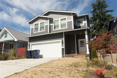 Tacoma Single Family Home For Sale: 1031 E 48th St