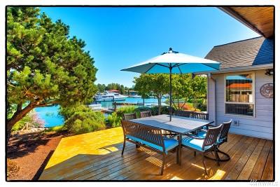 La Conner Single Family Home For Sale: 855 Kalispell