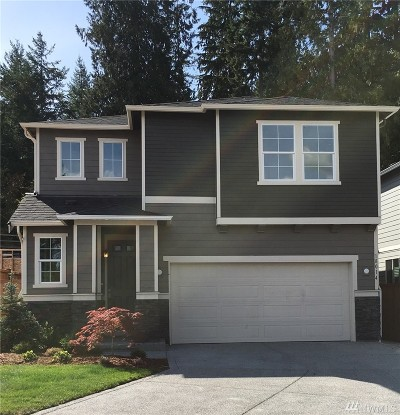 Bothell Single Family Home For Sale: 18023 3rd Dr SE #GP 39