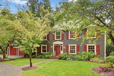 Redmond Single Family Home For Sale: 4815 228th Ave NE