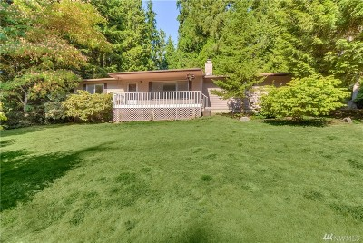 Woodinville Single Family Home For Sale: 21313 73rd Dr SE