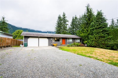 Sedro Woolley Single Family Home For Sale: 377 Thompson Rd