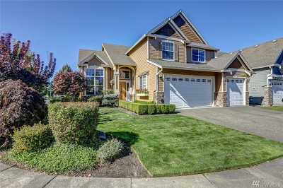 Maple Valley Single Family Home For Sale: 28321 236th Place SE