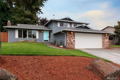 Federal Way Single Family Home For Sale: 3118 SW 314th St