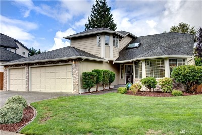Federal Way Single Family Home For Sale: 34427 32nd Ct SW