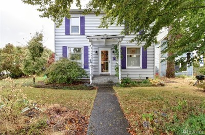 Bellingham Single Family Home For Sale: 2338 Ellis St