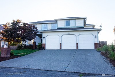 Puyallup Single Family Home For Sale: 14022 68th Ave E